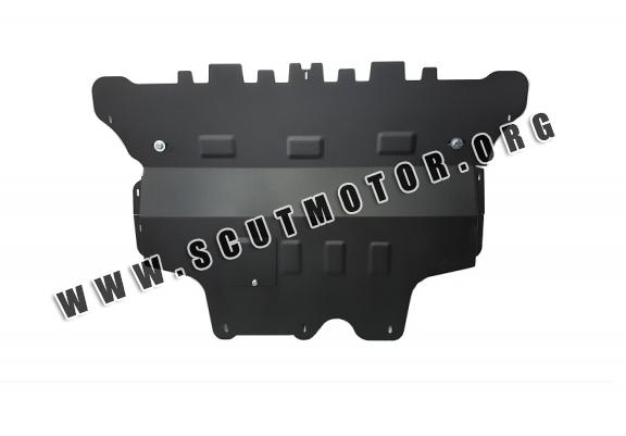 Scut motor metalic Skoda Superb