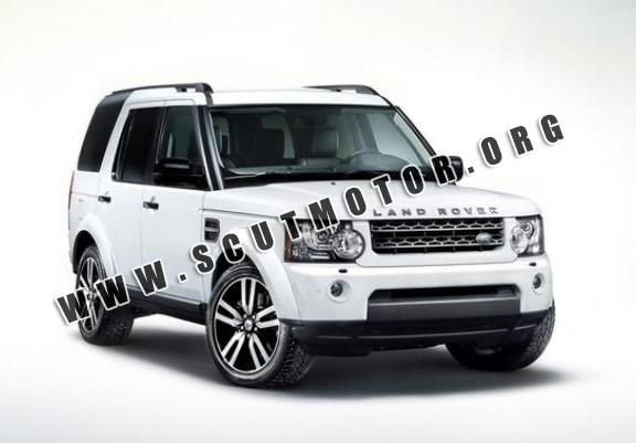 Scut motor metalic Land Rover Discovery  -  In curand