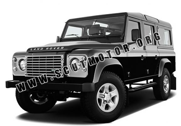 Scut motor metalic Land Rover Defender  -  In curand