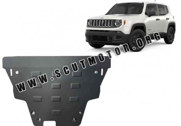 Scut Motor Metalic Jeep Renegade