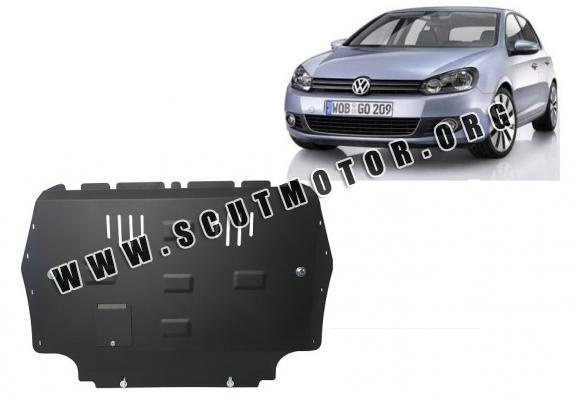 Scut motor metalic VW Golf 6